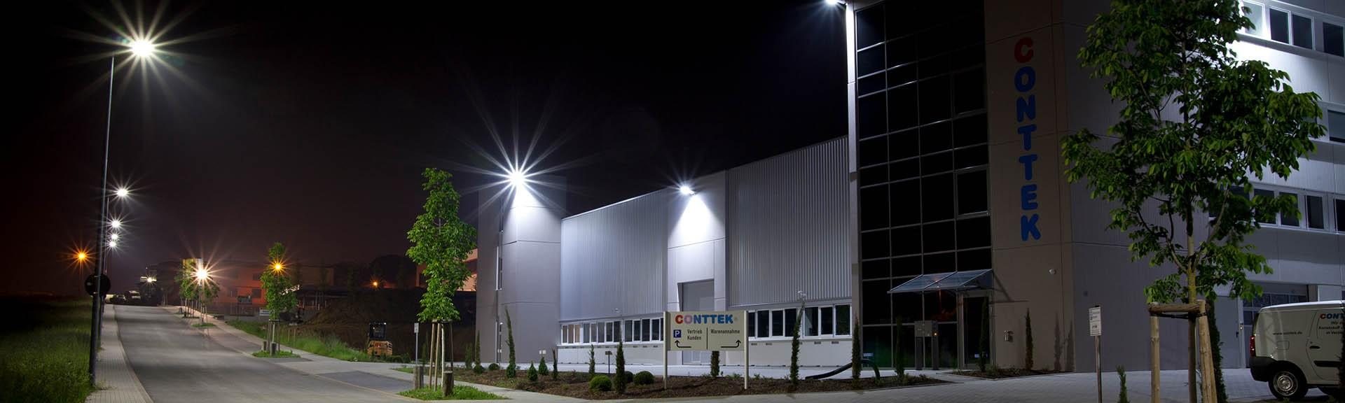 Gebäudebeleuchtung